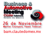 Bussines and Automotive Meeting - 26 de Noviembre