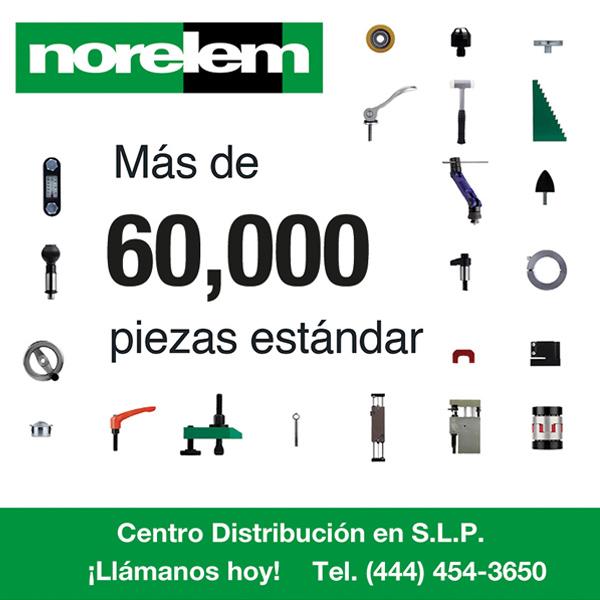 Norelem - Más de 60,000 piezas estándar