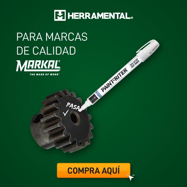 Para marcas de calidad MARKAL - Herramental Monterrey