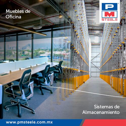 PM Steele Muebles de oficina y sistemas de almacenamiento
