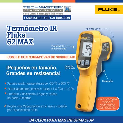 Termometro IR Fluke 62 Max
