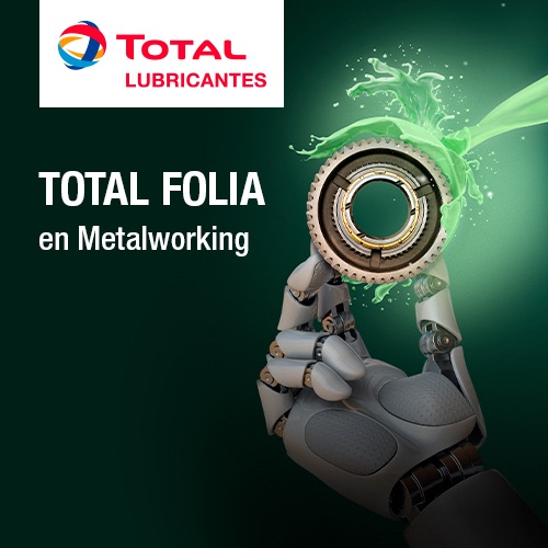 TOTAL Folia en Metalworking - TOTAL Lubricantes