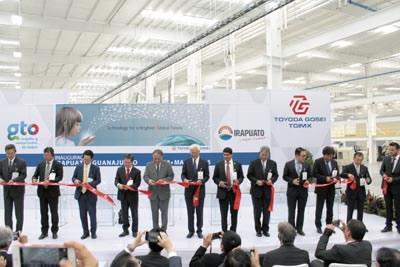Inaugura Toyoda Gosei cuarta planta | Somos Industria